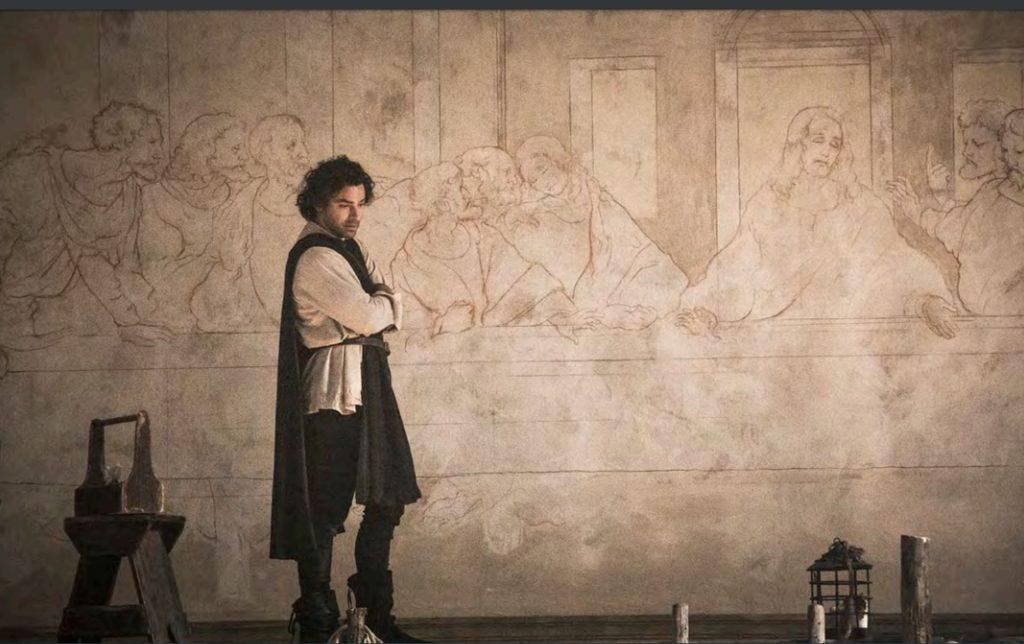 La serie evento RAI su Leonardo Da Vinci