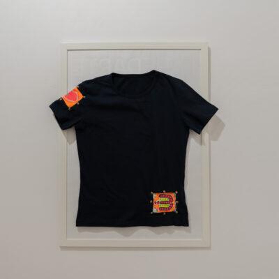 La prima T-shirt Nartist