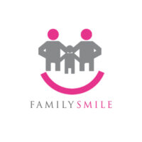family smile